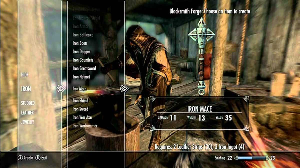 The Elder Scrolls V Skyrim Crafting
