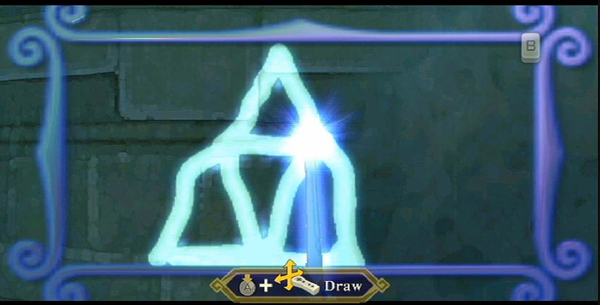 Skyward Sword Goddess Wall Locations