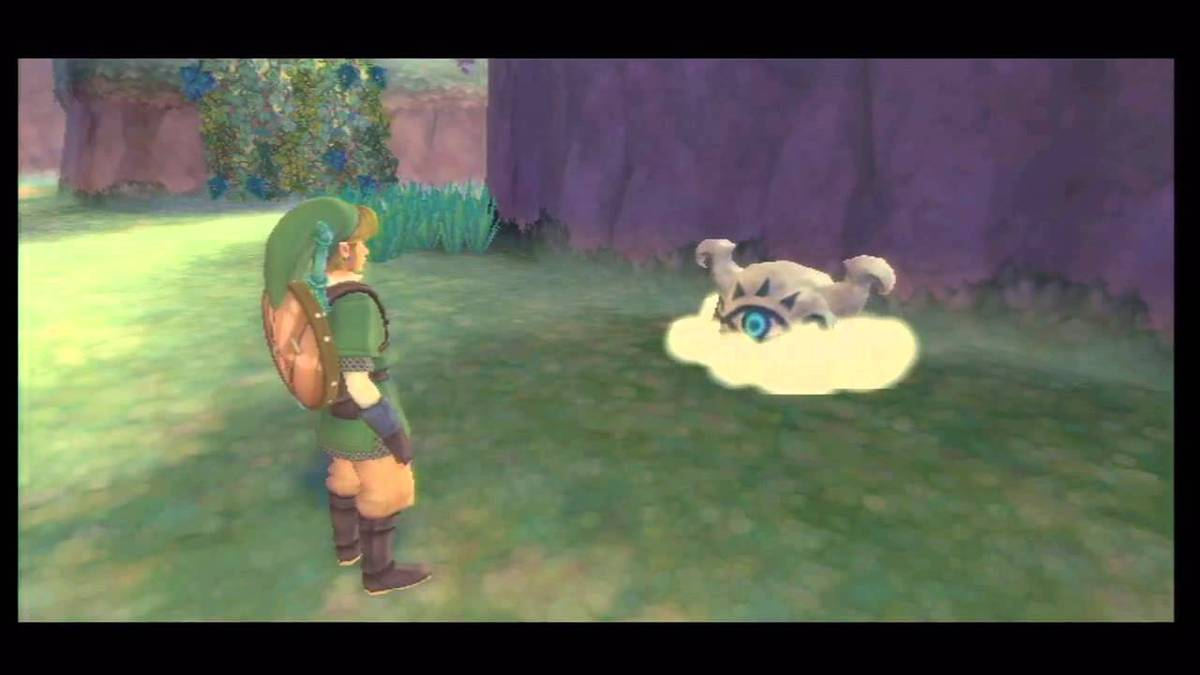Zelda Skyward Sword Gossip Stones Locations Guide