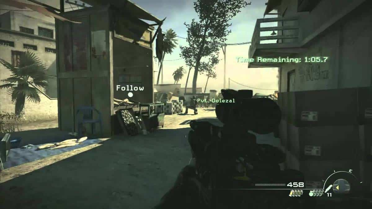 Modern Warfare 3 Intel Locations