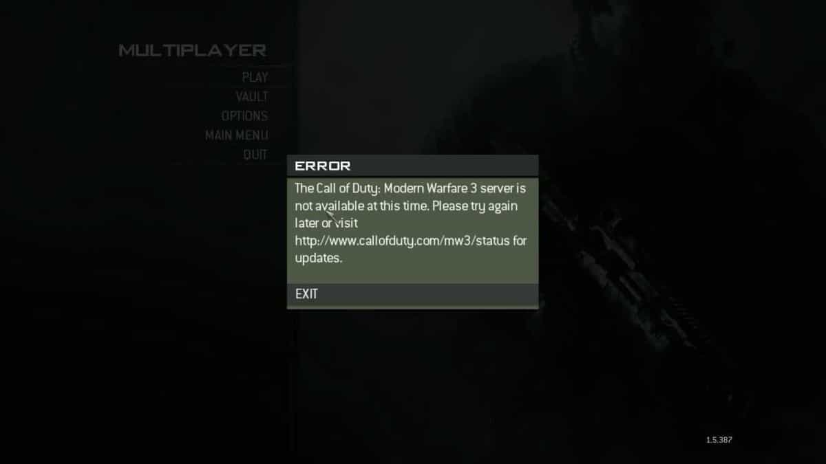 Modern Warfare 3 Troubleshooting and Fixes
