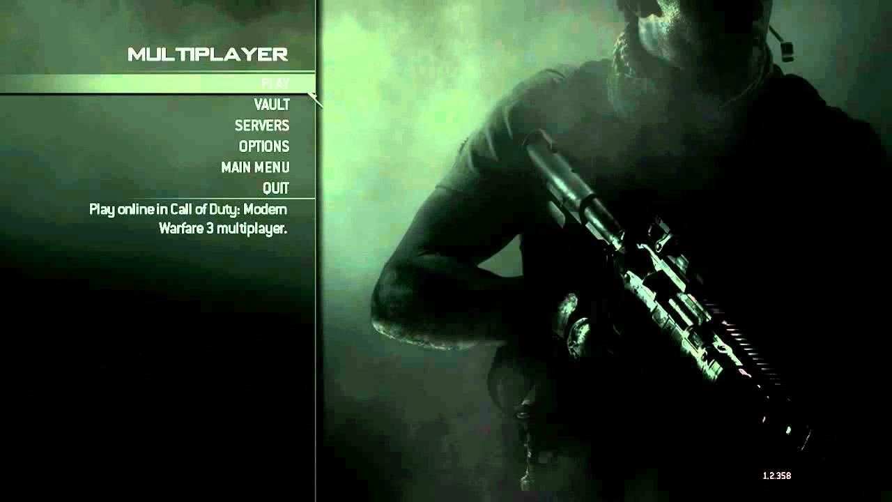 Call of Duty Modern Warfare 3 dedicated server