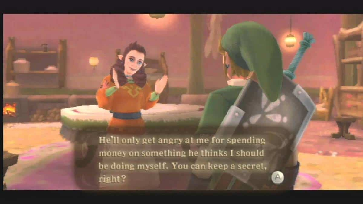 Zelda Skyward Sword Side Quests Guide