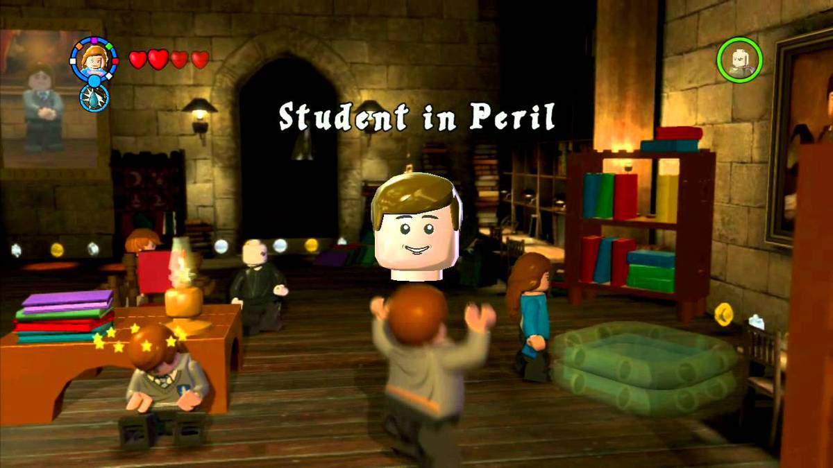 Lego Harry Potter: Years 5-7 Students in Peril Locations Guide