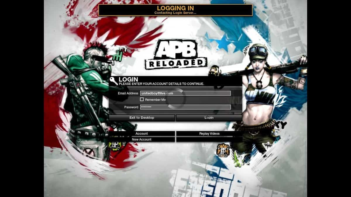 apb reloaded errors