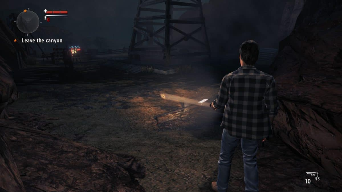 Alan Wake American Nightmare Manuscripts Locations Guide