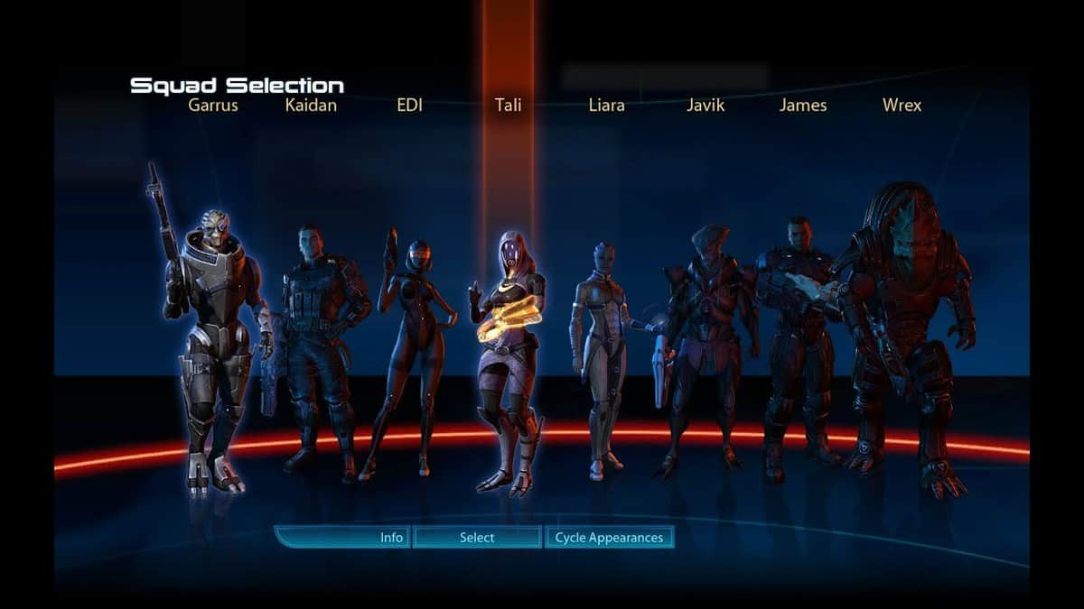 Mass Effect 3 Companions Guide