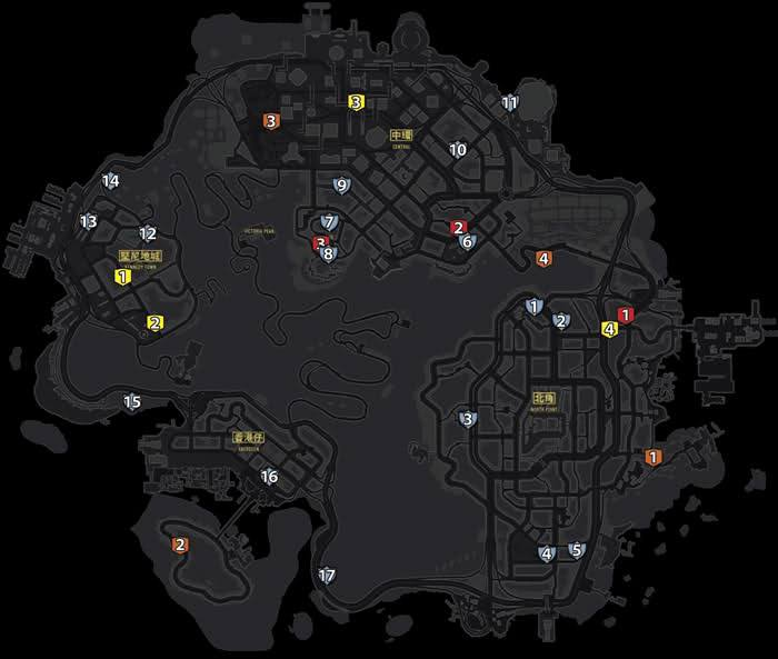 Sleeping Dogs Random Events Guide