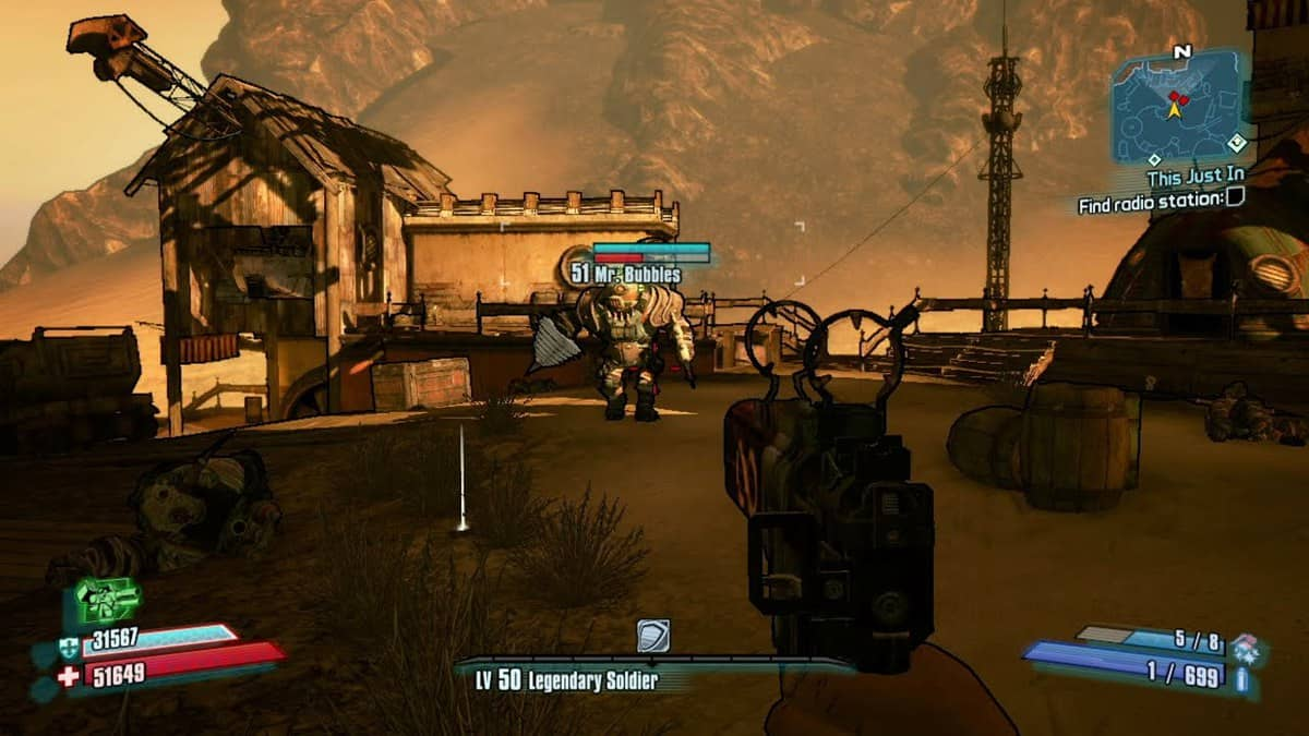 Borderlands 2 Easter Eggs Locations Guide