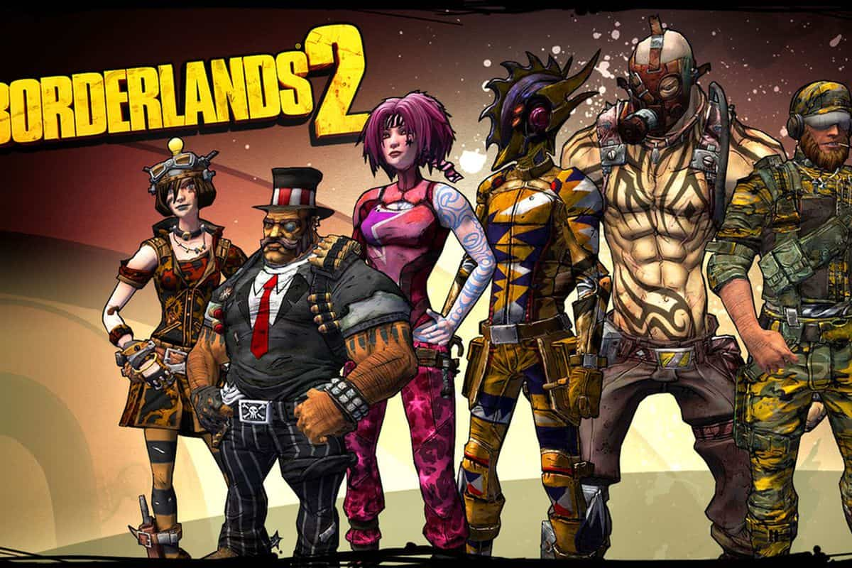 Borderlands 2 Co-Op Builds Strategy