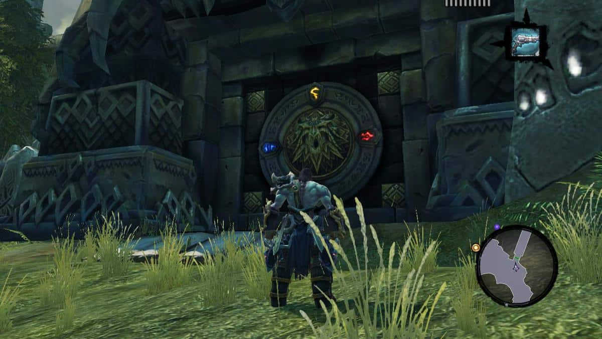 Darksiders 2 Argul's Tomb: The Berth Guide