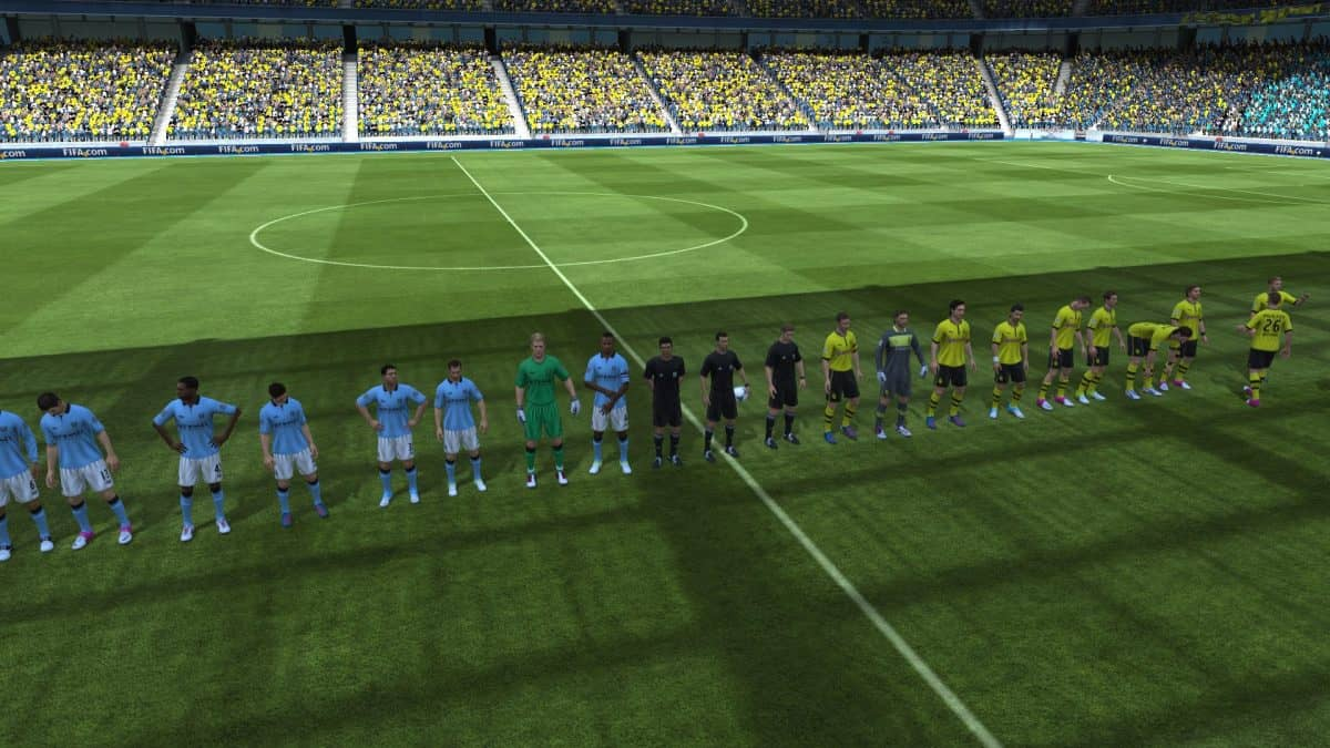 FIFA 13 Free Kick Tutorial Guide
