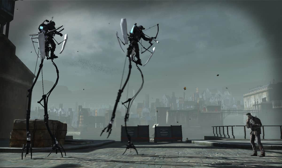 Dishonored Mission 7 Flooded District Low Chaos Guide