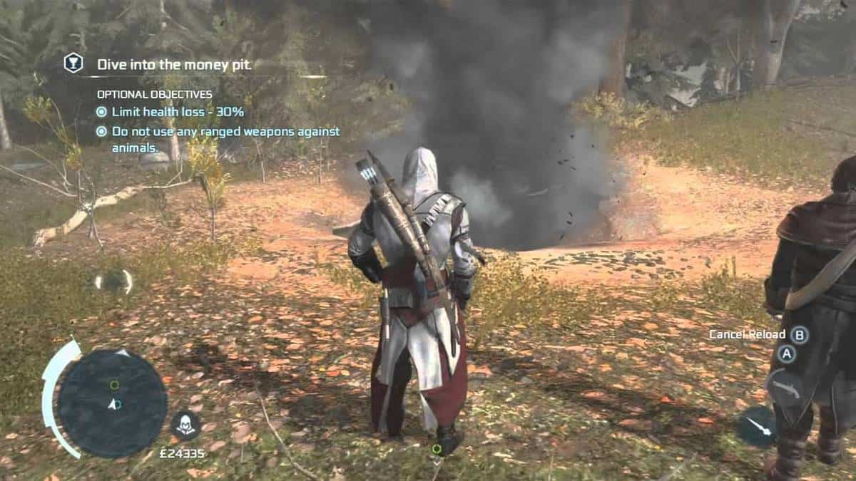 Assassin's Creed 3 Naval Locations Guide