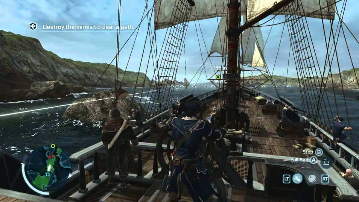 Assassin's Creed 3 Naval Missions Guide