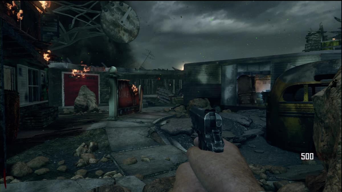 Black Ops 2 Zombies Town Survival Strategy Guide Segmentnext
