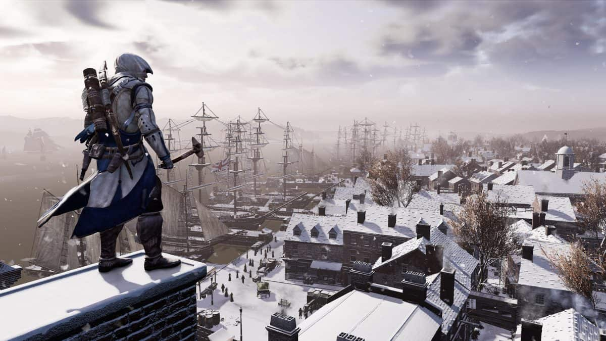 Assassin's Creed 3 Sequence 5 100% Sync Guide