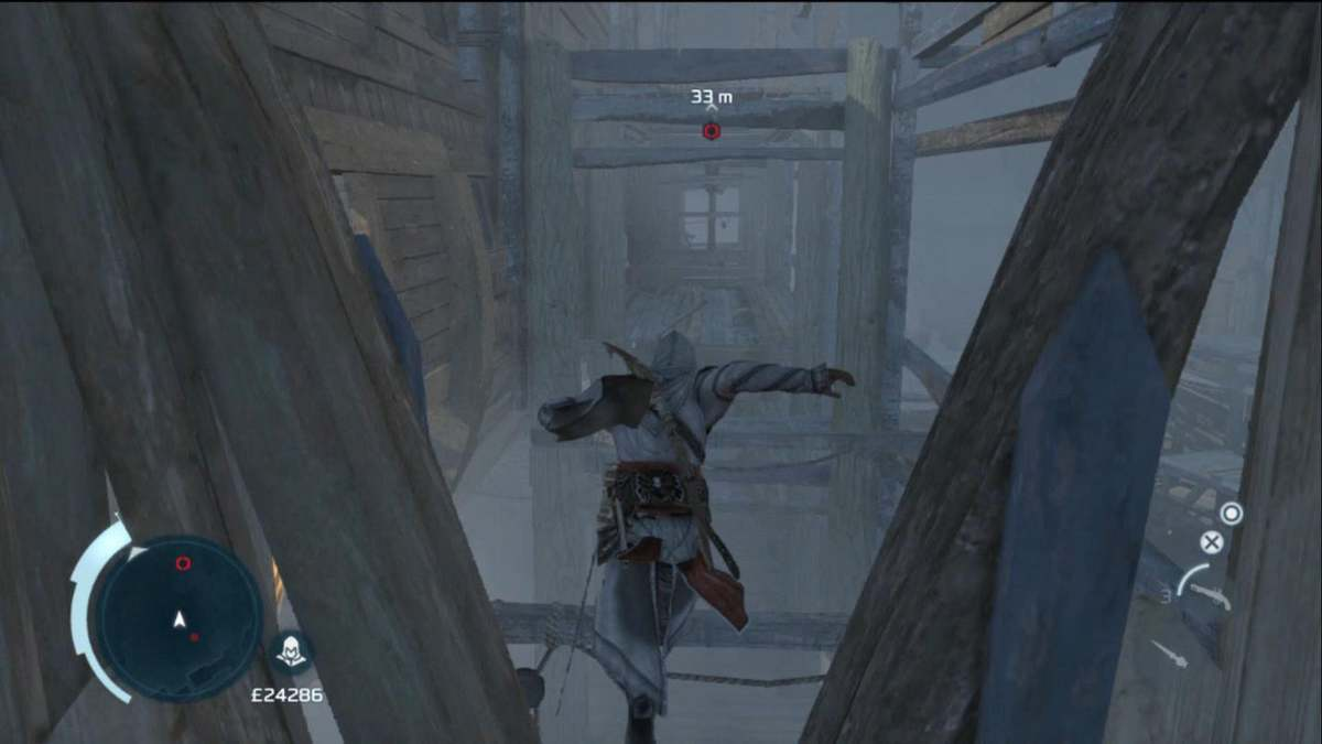 Assassin's Creed 3 Sequence 12 100% Sync Guide