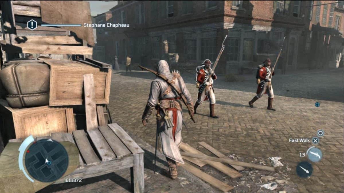 Assassin's Creed 3 Sequence 6 100% Sync Guide