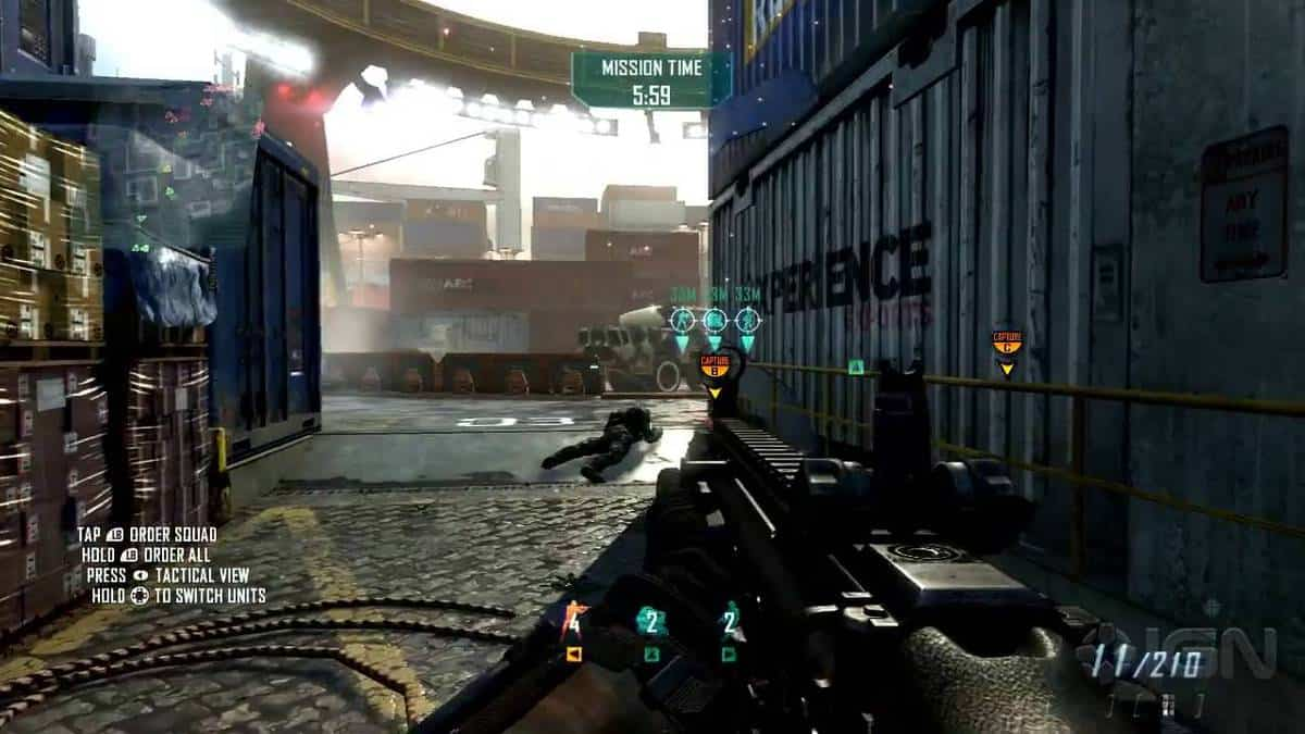 Black Ops 2 Strike Force Missions Guide