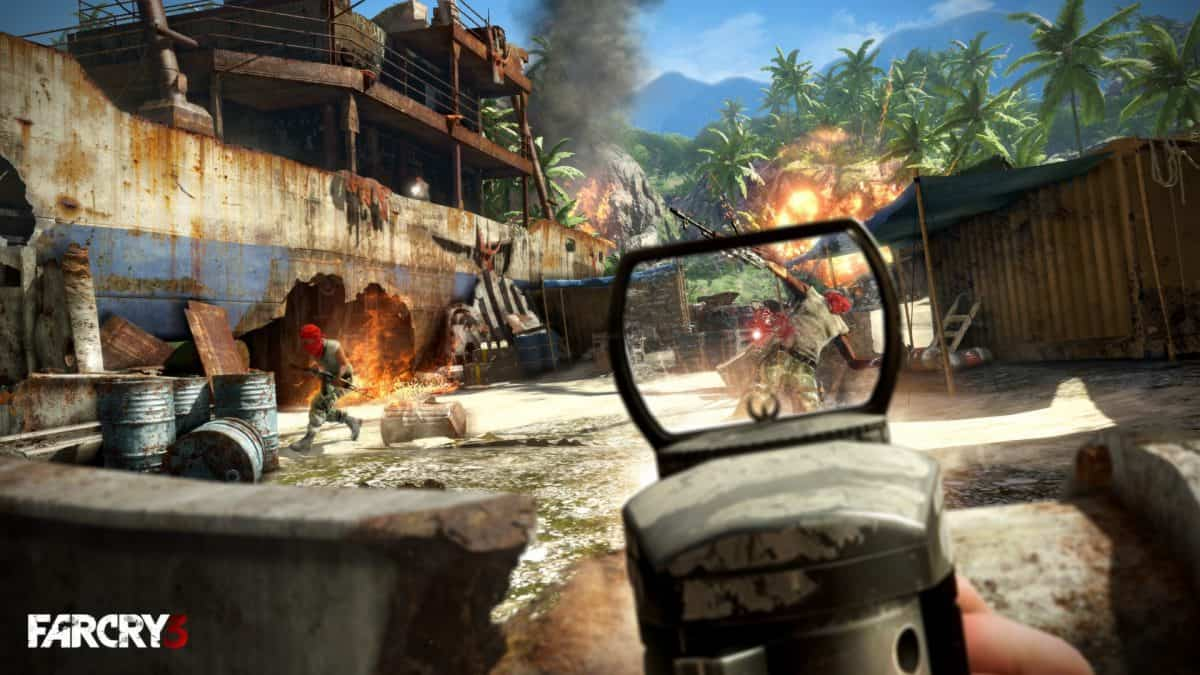 Far Cry 3 Weapons and Attachments Guide