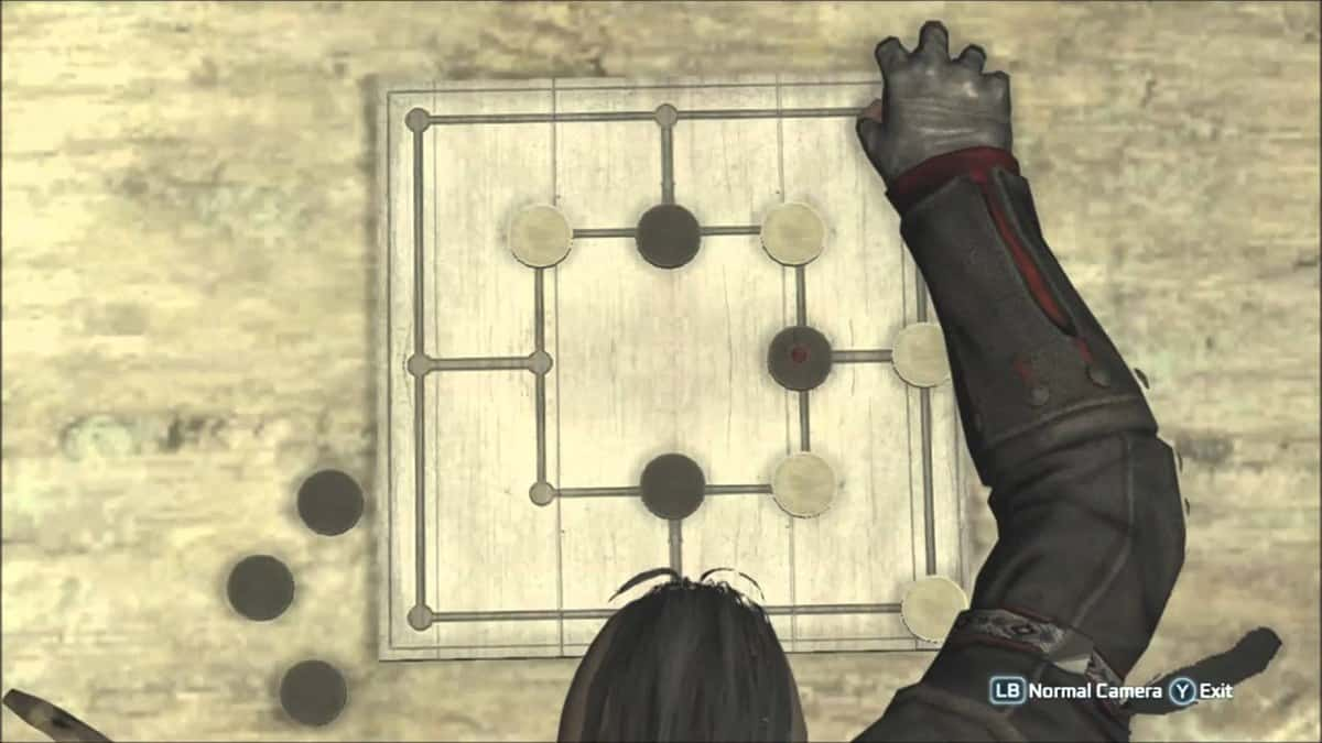 Assassins Creed 3 Mini games