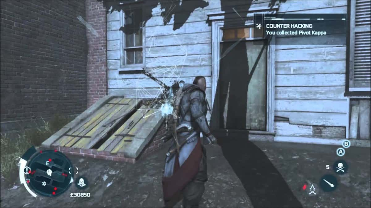 Assassin's Creed 3 Pivot Points Locations Guide