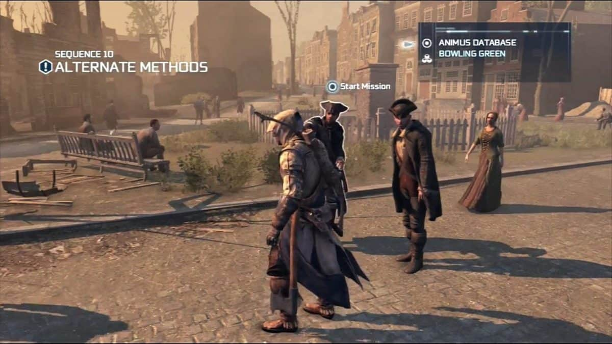 Assassin's Creed 3 Sequence 10 100% Sync Guide