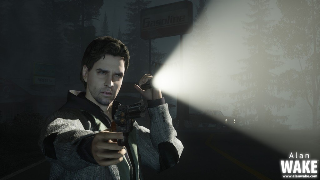 Alan Wake Will Return When the Time is Right