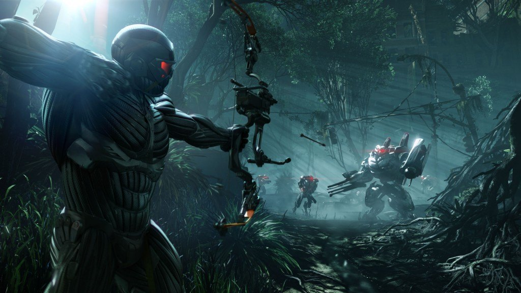 "Future Crysis Titles Could Include ""Co-op With Nanosuits"" - Crytek"