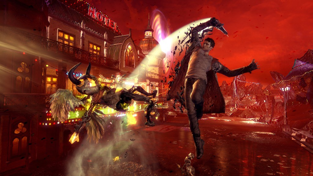 DmC: Devil May Cry Guide - Upgrades, Style Ranks, Orbs and Items