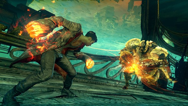DmC: Devil May Cry Moves and Combos Guide - How To
