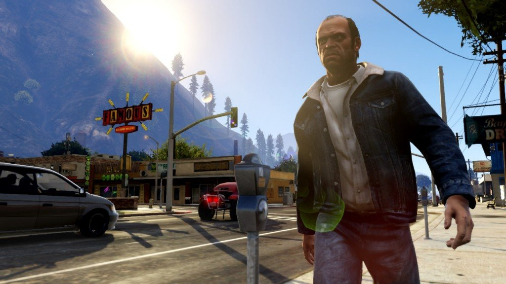 A New GTA Title in Futuristic Settings Could Be a Possibility