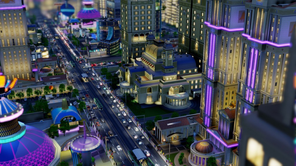 SimCity Update 1.4 Fixes Shard Selection And Server Problems