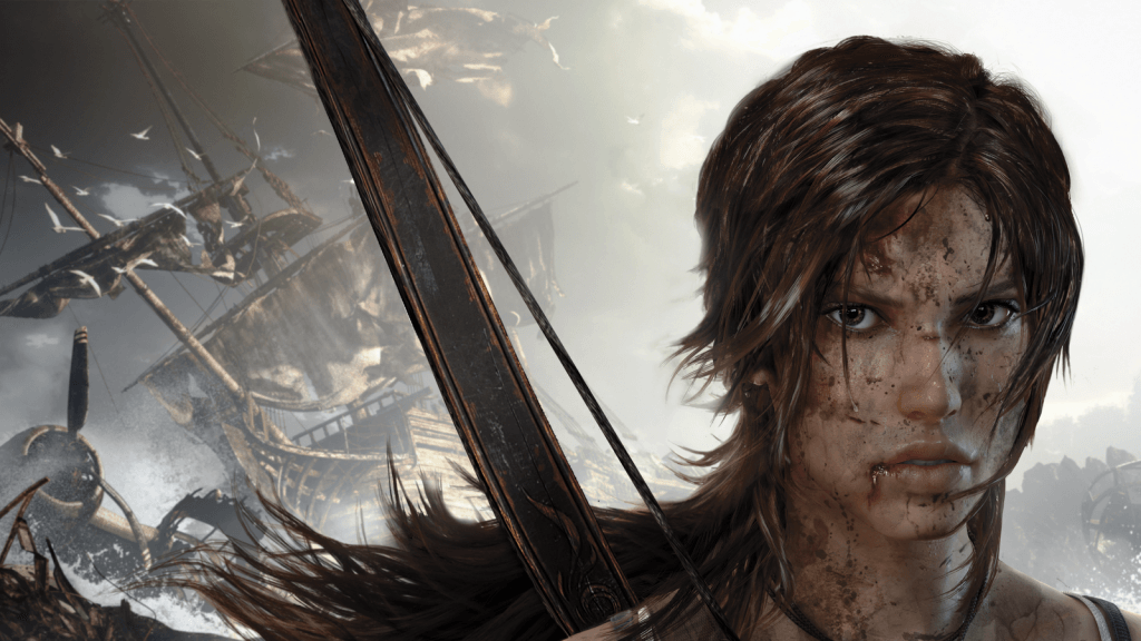 Tomb Raider Debuts at Top in UK Charts