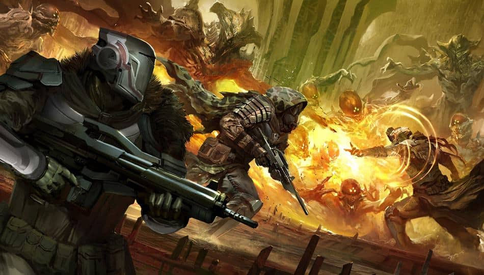 """Bungie Promises """"Full Vision"""" Of Destiny On All Platforms"""