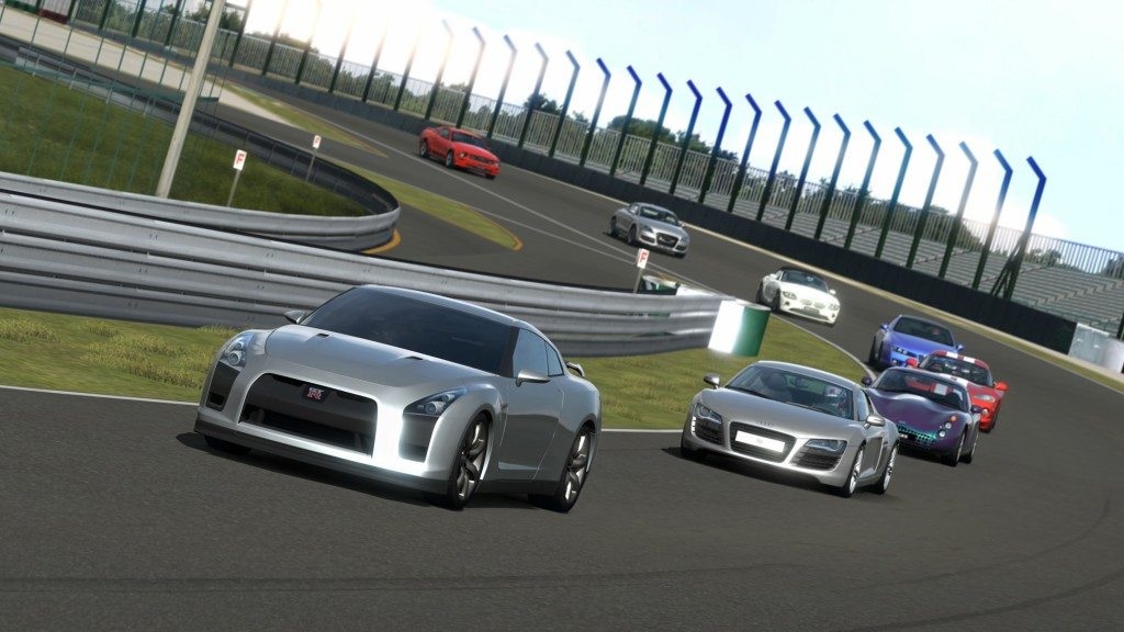 Gran Turismo 6 Coming Out On the PlayStation 3