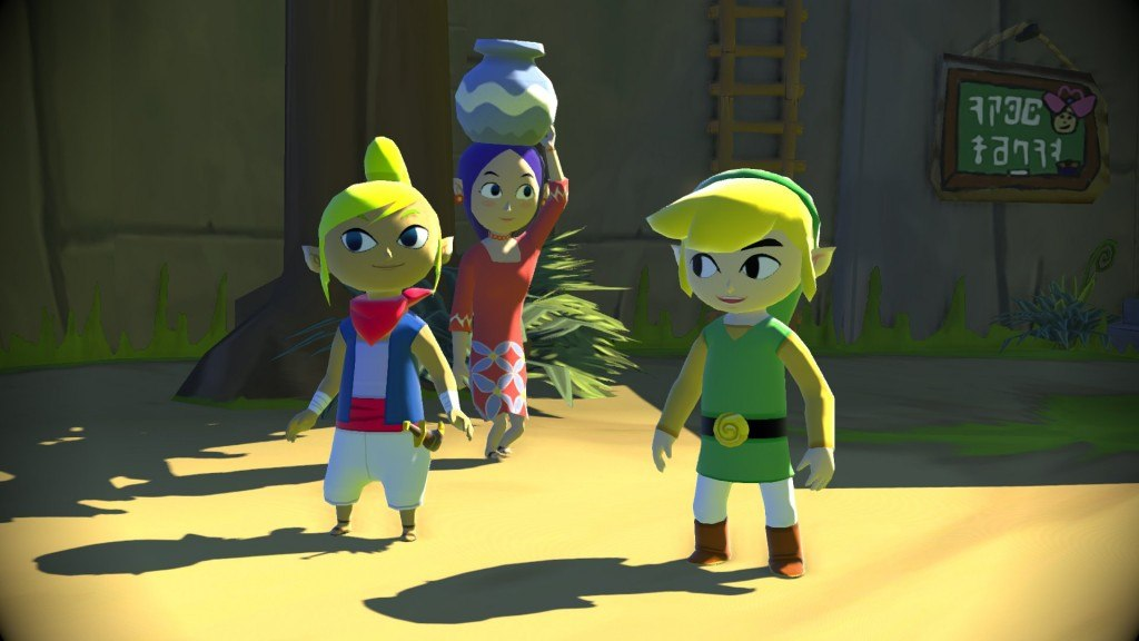 The Legend Of Zelda: Wind Waker HD Listed For $59.99 at Amazon