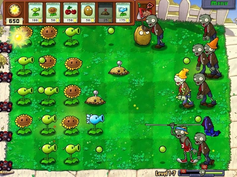 Plants Vs. Zombies Goes Free For PlayStation Plus Subscribers