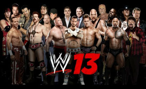 WWE 2K14 Confirmed for Release This Fall