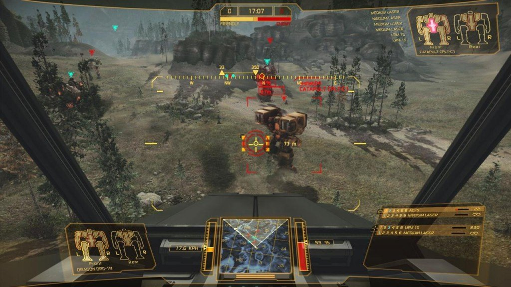 MechWarrior Online Release Date and New Mech; Dragon Slayer