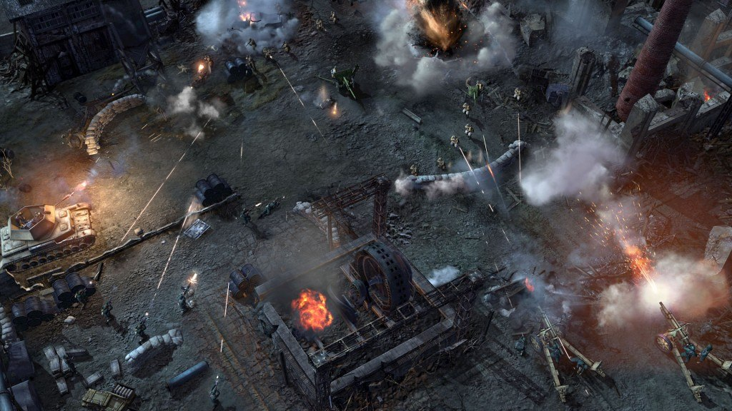 Company of Heroes 2: Closed Beta Begins Next Week