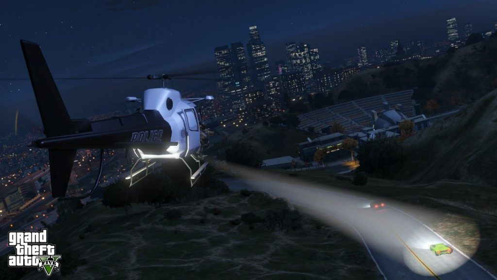 GTA 5 Close Shave Guide - Knife Flights and Under the Bridge