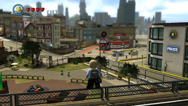 Lego City Undercover: The Chase Begins Red Bricks Locations Guide