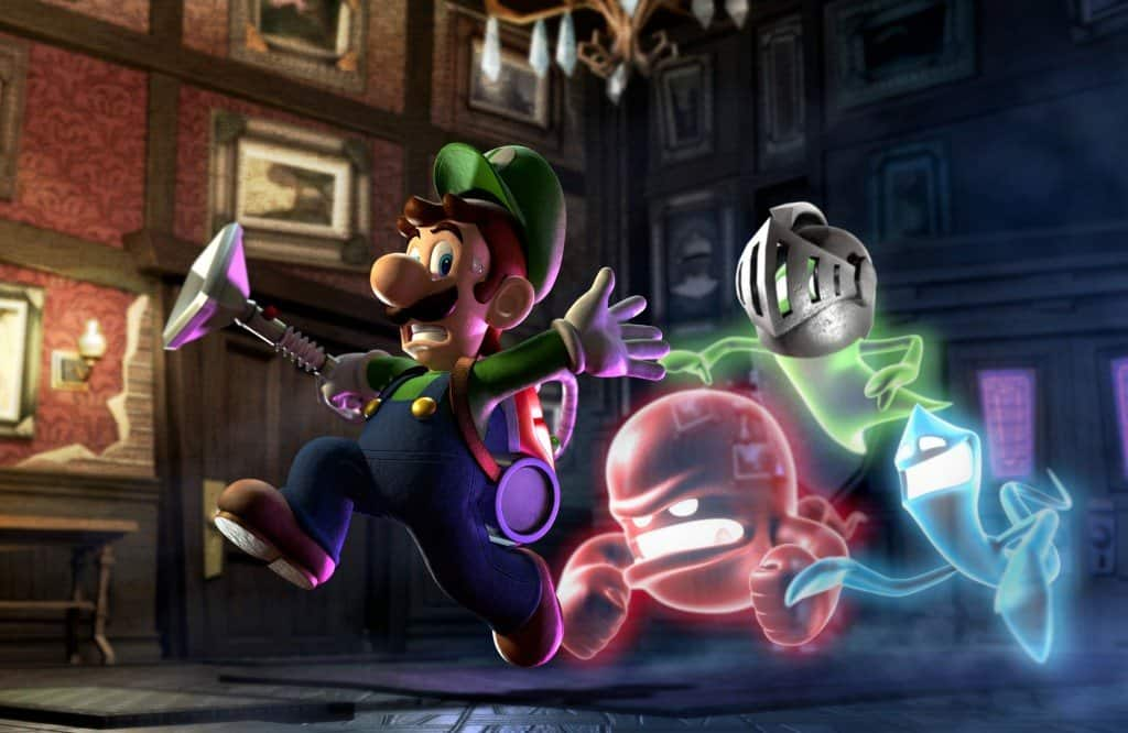 Luigi S Mansion Dark Moon Gems Locations Guide Segmentnext