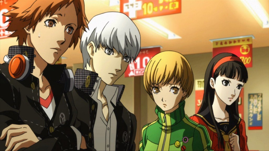 Persona 4 Arena Coming to Europe in May