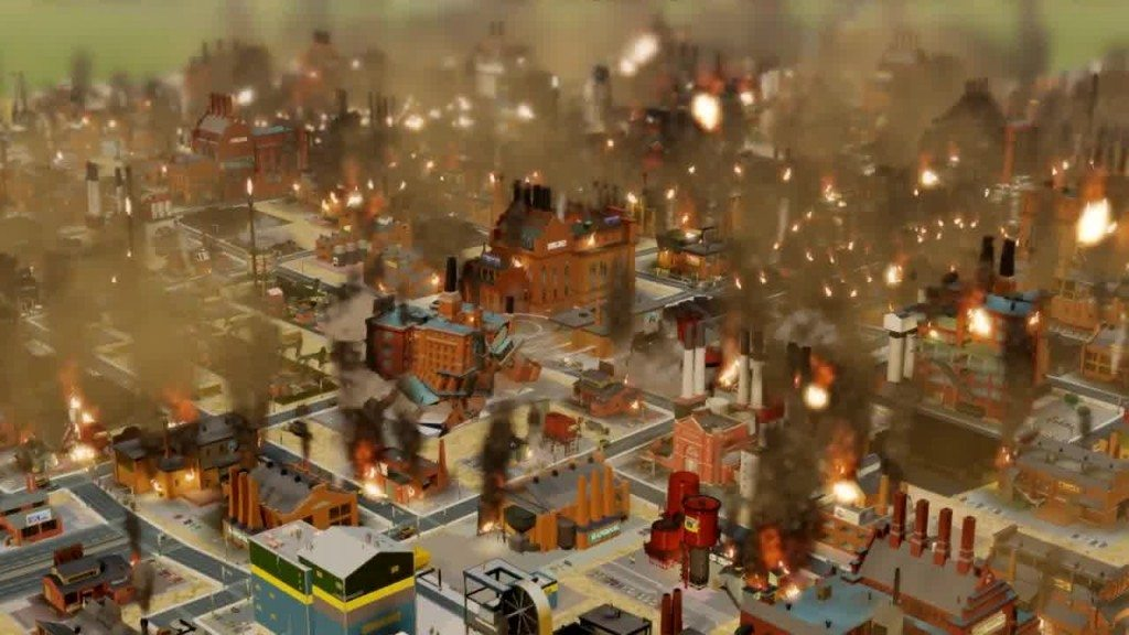 SimCity 2013 Services Guide - Fire Safety, Health, Police and Parks