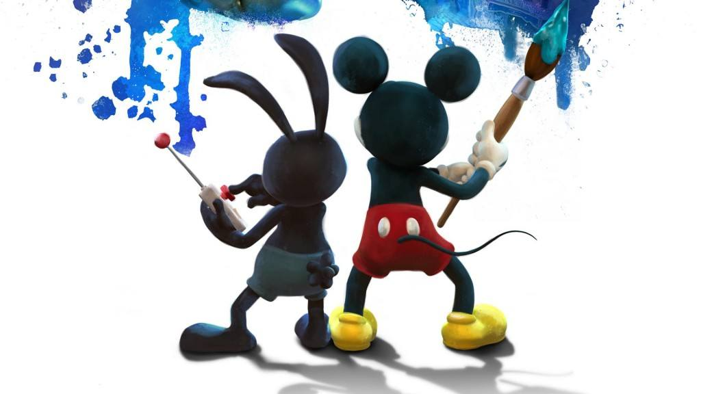 Epic Mickey 2: The Power of Two Headed to the PS Vita in UK