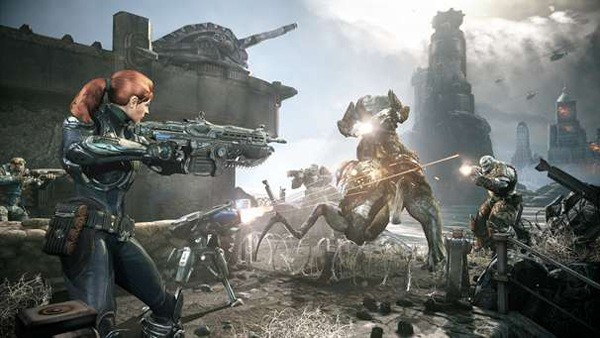 New Content Already Available for Gears of War: Judgment