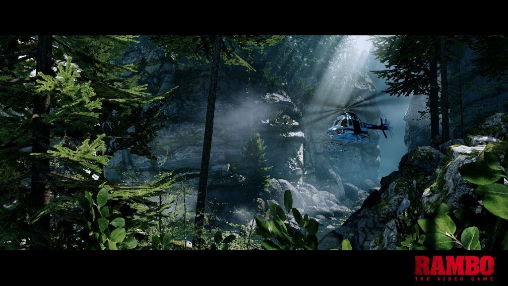 Rambo The Video Game Gets 4 New Videos Focusing on Gameplay Elements